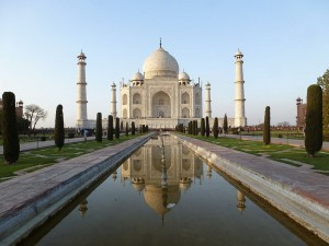 International Travel Tips The Taj Mahal Image Credit: www.wikimedia.org (Creative Commons 2.0)